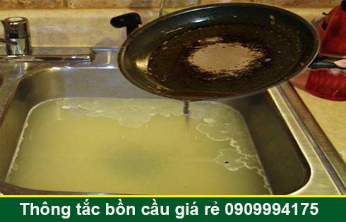 Thợ sửa bồn rửa chén bát Long An tại nhà 0909996752