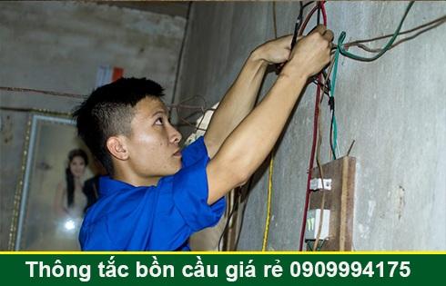 Thợ sửa chữa điện nước Long An tại nhà 0909996752