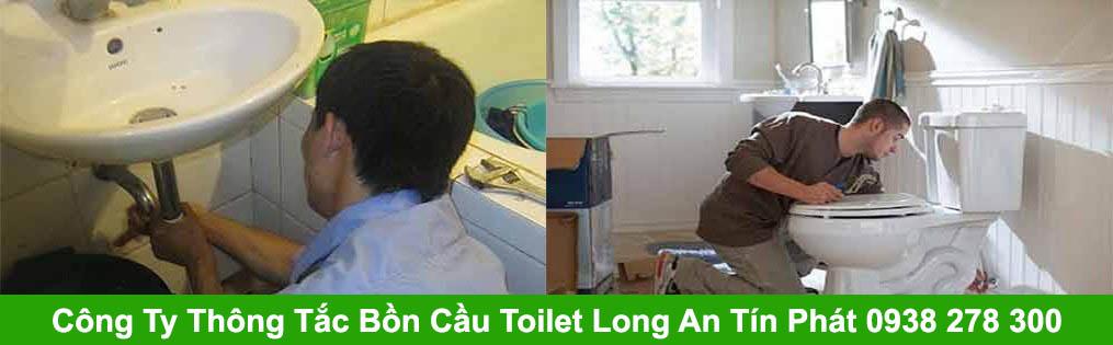 Thông Tắc Bồn Cầu Long An Tín Phát 0905543850