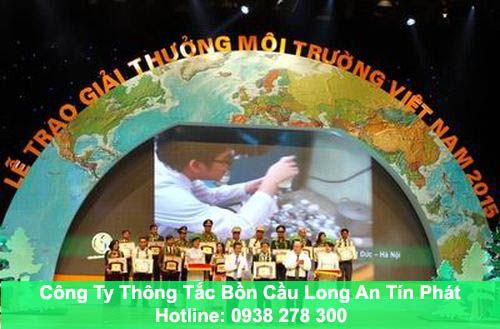 Thông bồn cầu Long An Tín Phát ưu đãi 77K BH 3 năm uy tín